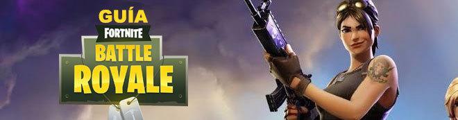 Guía Fortnite Battle Royale, trucos y consejos