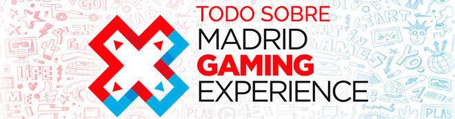 Todo sobre Madrid Gaming Experience 2017