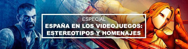 España en los videojuegos: Estereotipos y homenajes
