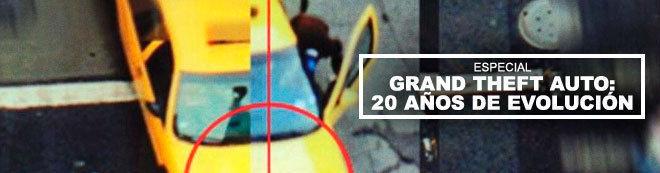 Grand Theft Auto: 20 años de evolución