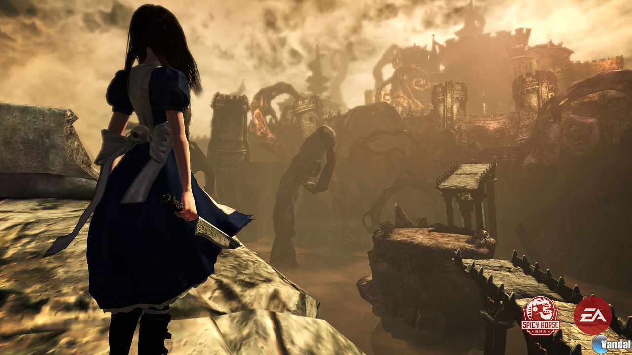 Alice: Madness Returns Para Pc-Xbox-Ps3
