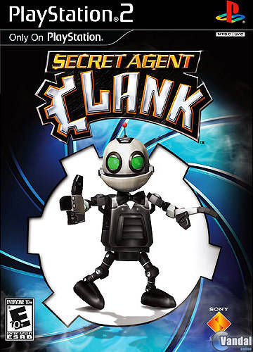 Car�tula Secret Agent Clank PlayStation 2