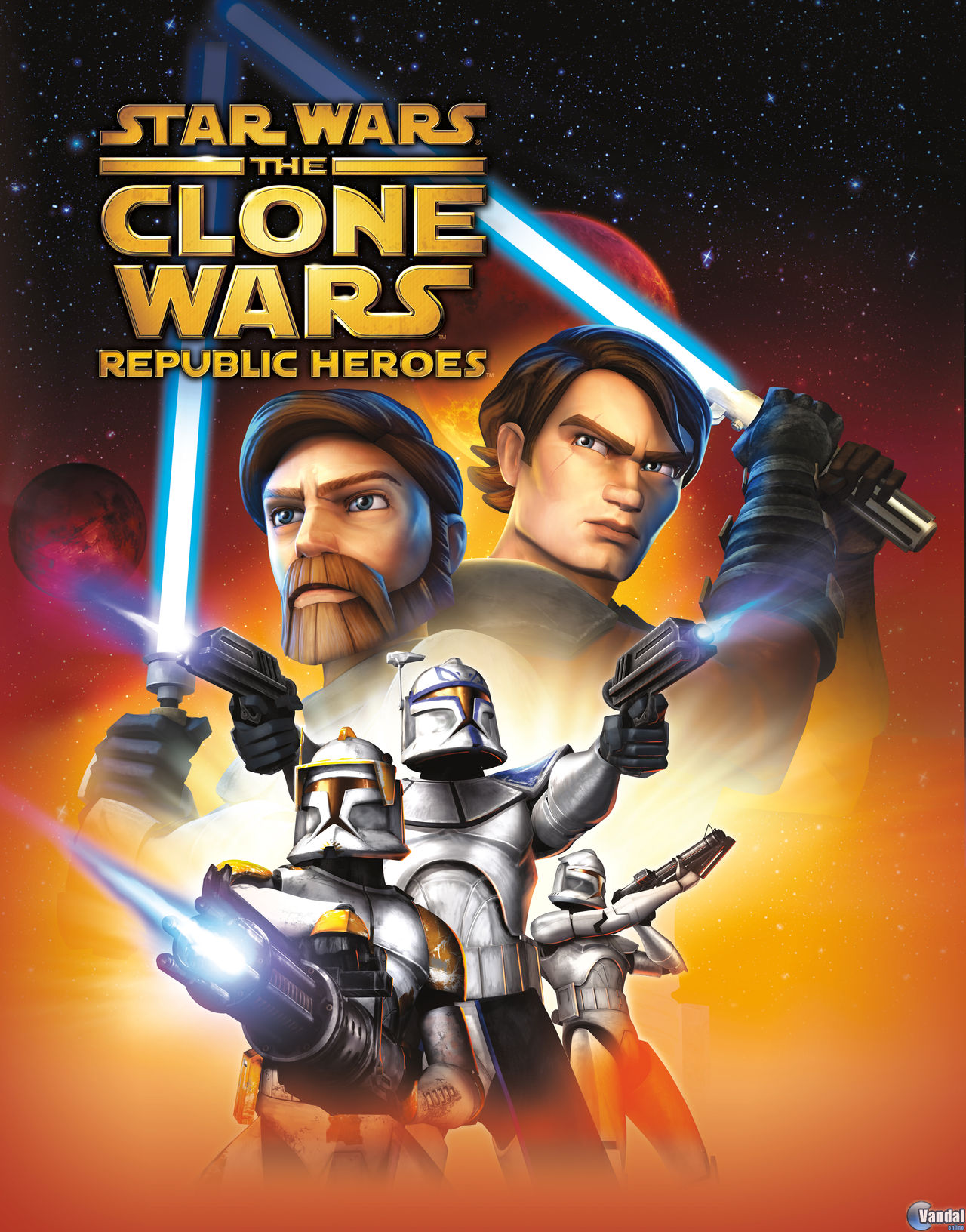 Star Wars The Clone Wars Republic Heroes [2009][PC][Full] 1 Link