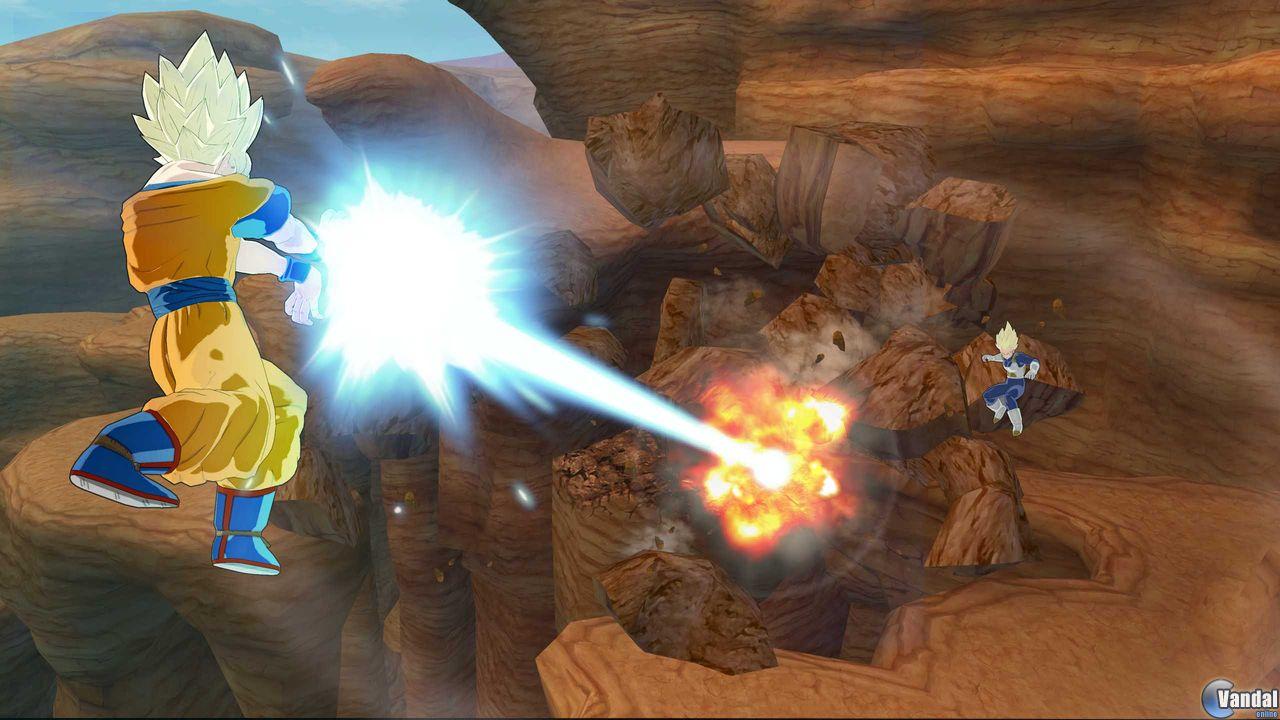 .:Imágenes de Dragon Ball Z: Raging Blast.: Segunda Parte 2009523193957_1