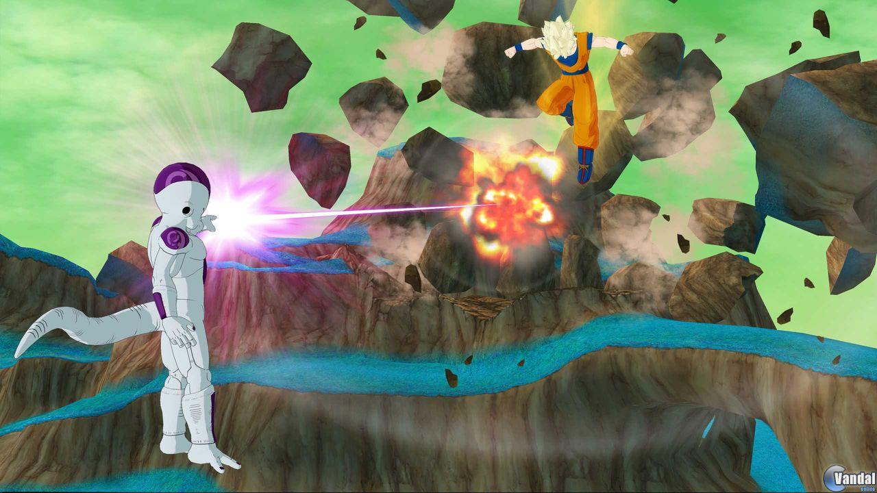 .:Imágenes de Dragon Ball Z: Raging Blast.: Segunda Parte 2009523193957_2