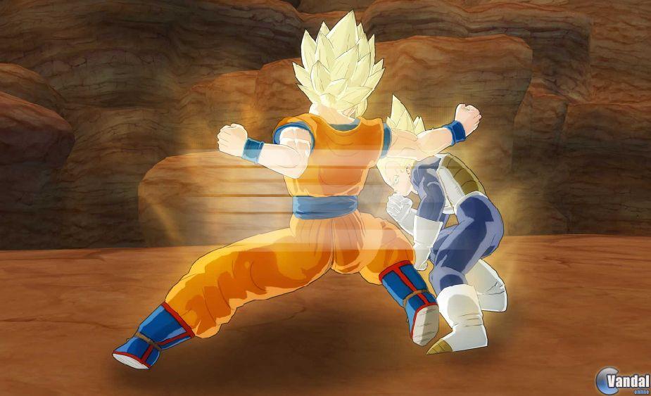 .:Imágenes de Dragon Ball Z: Raging Blast.: Segunda Parte 2009523194733_1
