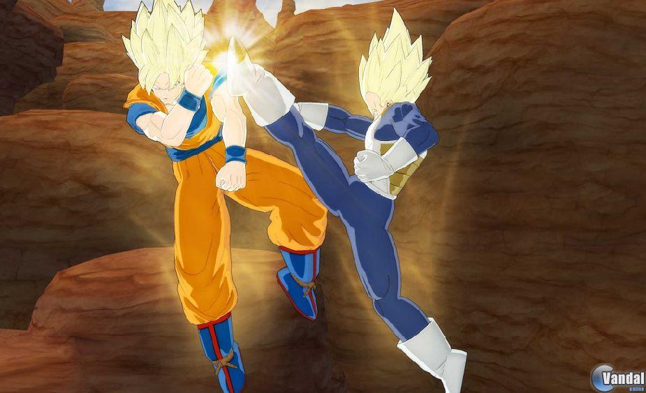 .:Imágenes de Dragon Ball Z: Raging Blast.: Segunda Parte 2009523195737_2