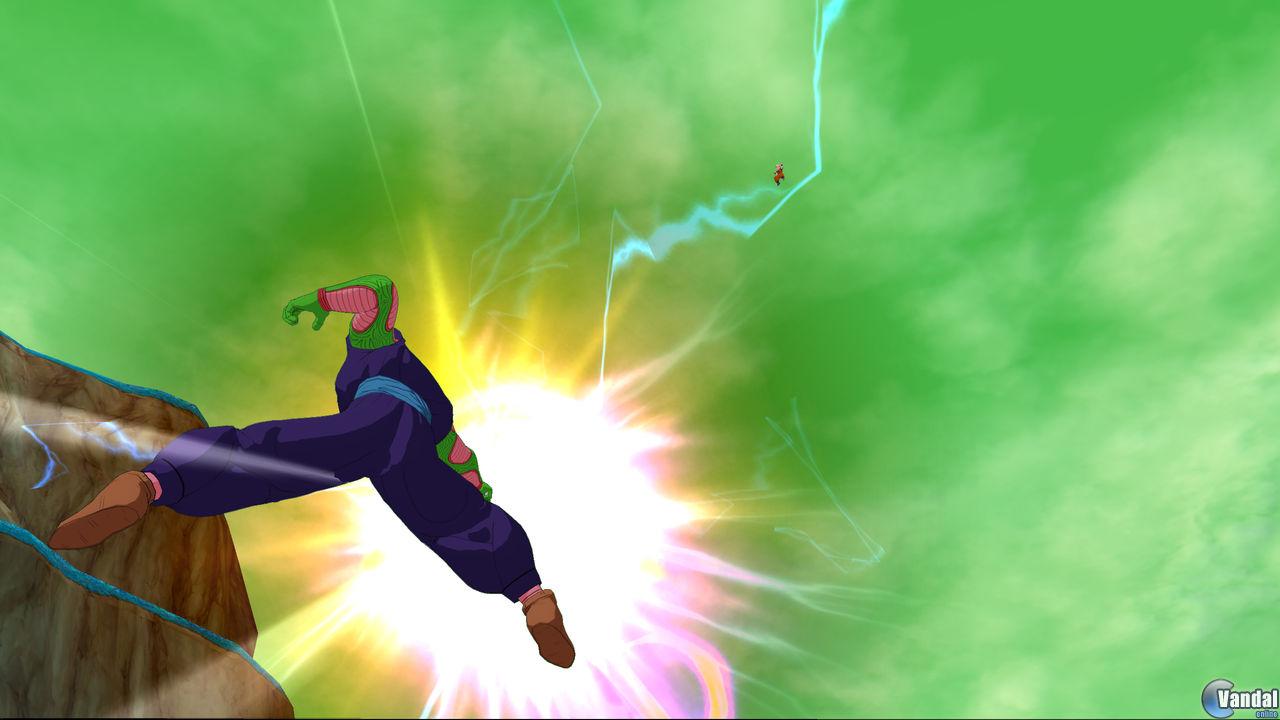 .:Imágenes de Dragon Ball Z: Raging Blast.: Segunda Parte 2009526115954_7