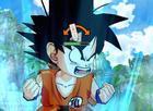 Goku cargando energias