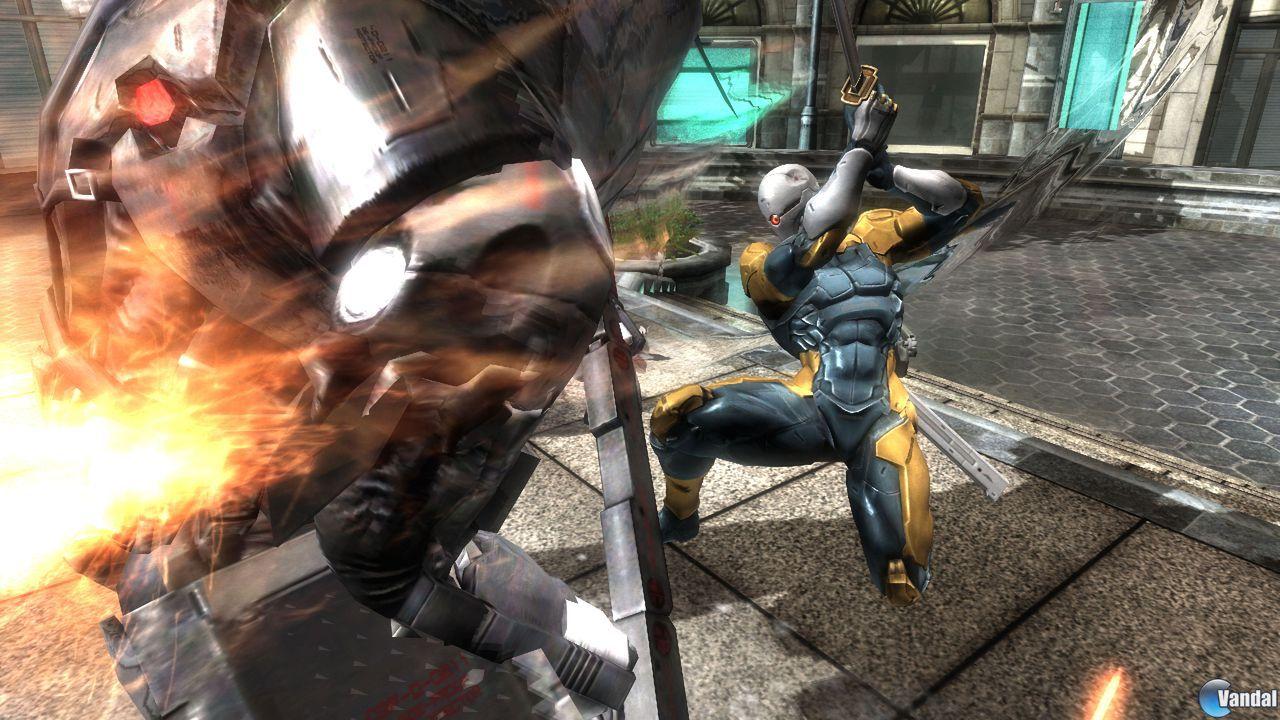 Imagen 198 de Metal Gear Rising: Revengeance para Xbox 360