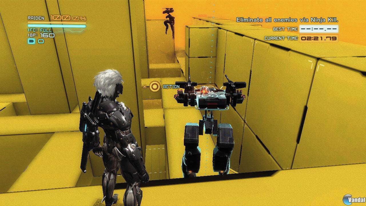 Imagen 211 de Metal Gear Rising: Revengeance para PlayStation 3