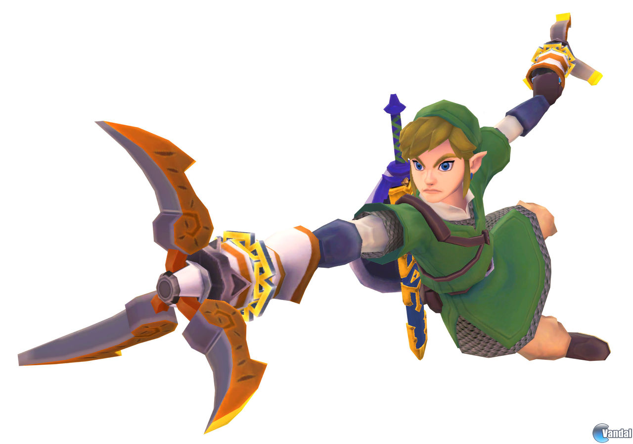 Imagen 161 de The Legend of Zelda: Skyward Sword para Wii