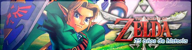 The Legend of Zelda: 25 a�os de historia