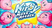An�lisis de Kirby Mass Attack para NDS