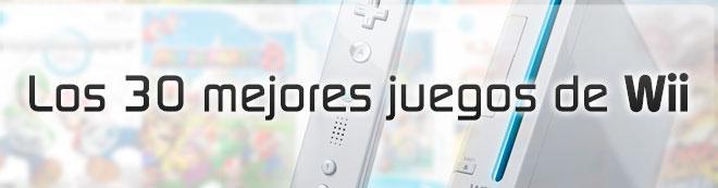 Los 30 mejores juegos de Wii