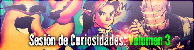 Sesión de Curiosidades: Volumen 3