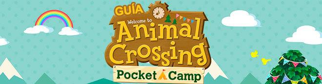 Guía Animal Crossing: Pocket Camp, trucos y consejos