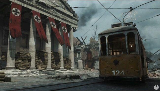Mapa Aachen de Call of Duty: WWII