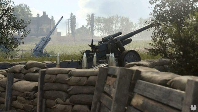 Mapa Sainte Marie Du Mont de Call of Duty: WWII