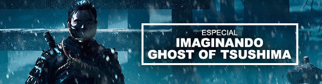 Imaginando Ghost of Tsushima