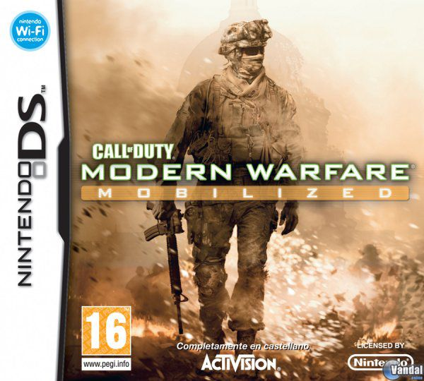 Imagen 1 de Call of Duty: Modern Warfare: Mobilized para Nintendo DS