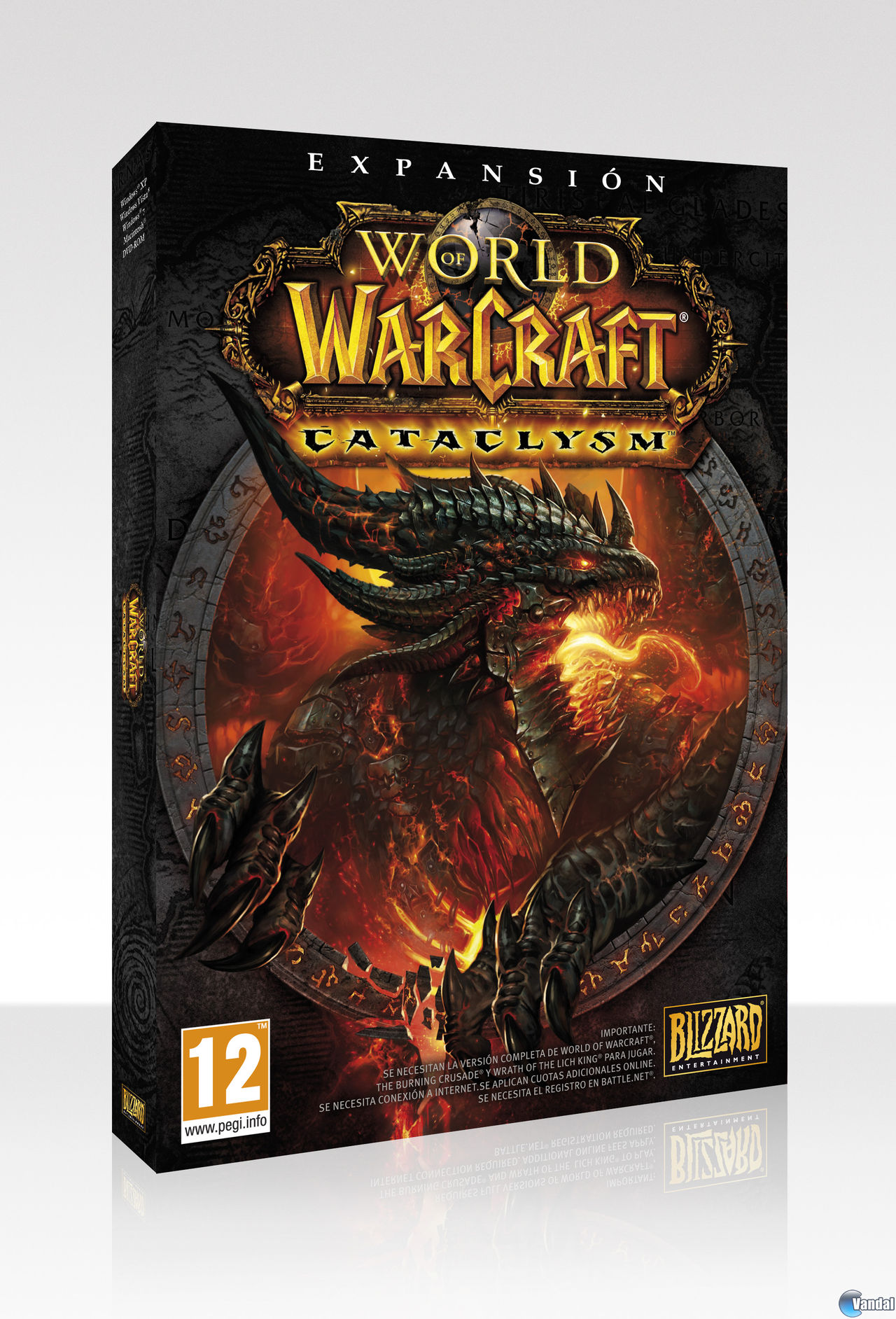 World of Warcraft: Cataclysm la edición de coleccionista