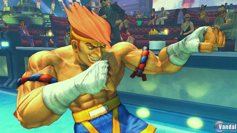 Street fighters IV  [PC : PS3 : Xbox360] 2009112711516_1