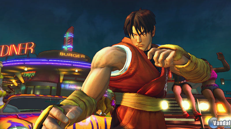 Street fighters IV  [PC : PS3 : Xbox360] 2009112711516_14