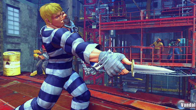 Street fighters IV  [PC : PS3 : Xbox360] 2009112711516_8