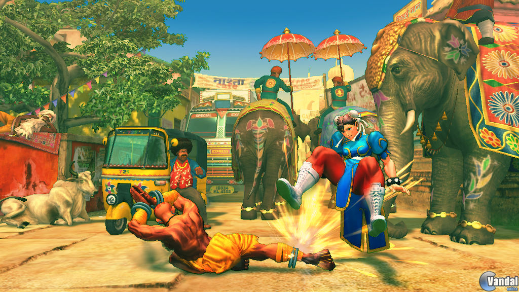 Street fighters IV  [PC : PS3 : Xbox360] 2009121892515_4