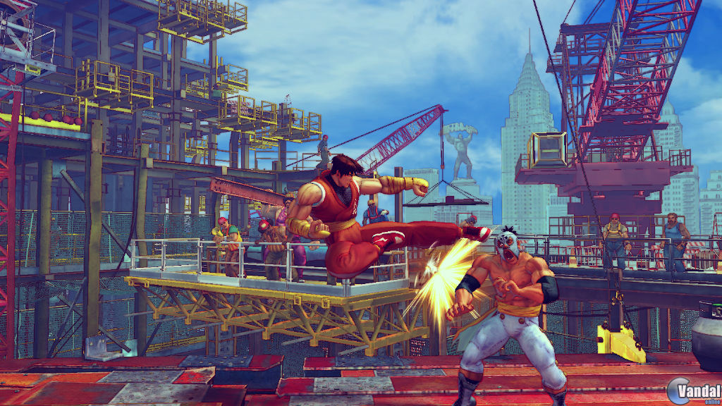 Street fighters IV  [PC : PS3 : Xbox360] 2009121892617_1