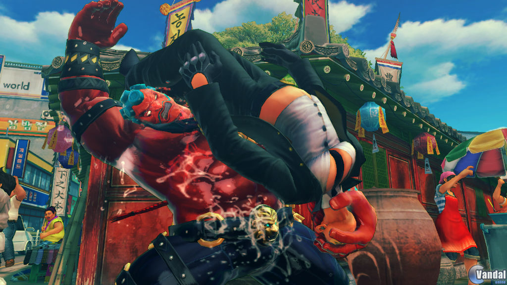 Street fighters IV  [PC : PS3 : Xbox360] 201031018923_6