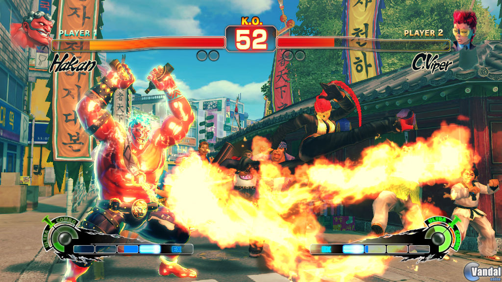 Street fighters IV  [PC : PS3 : Xbox360] 201031018923_8