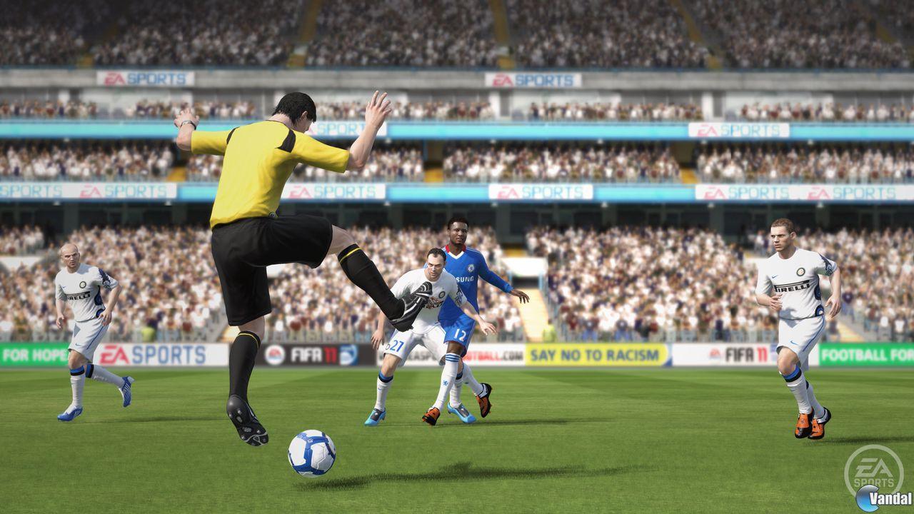 Nuevas imágenes de FIFA 11 2010726155927_1