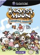 Carátula Harvest Moon: Magical Melody para GameCube