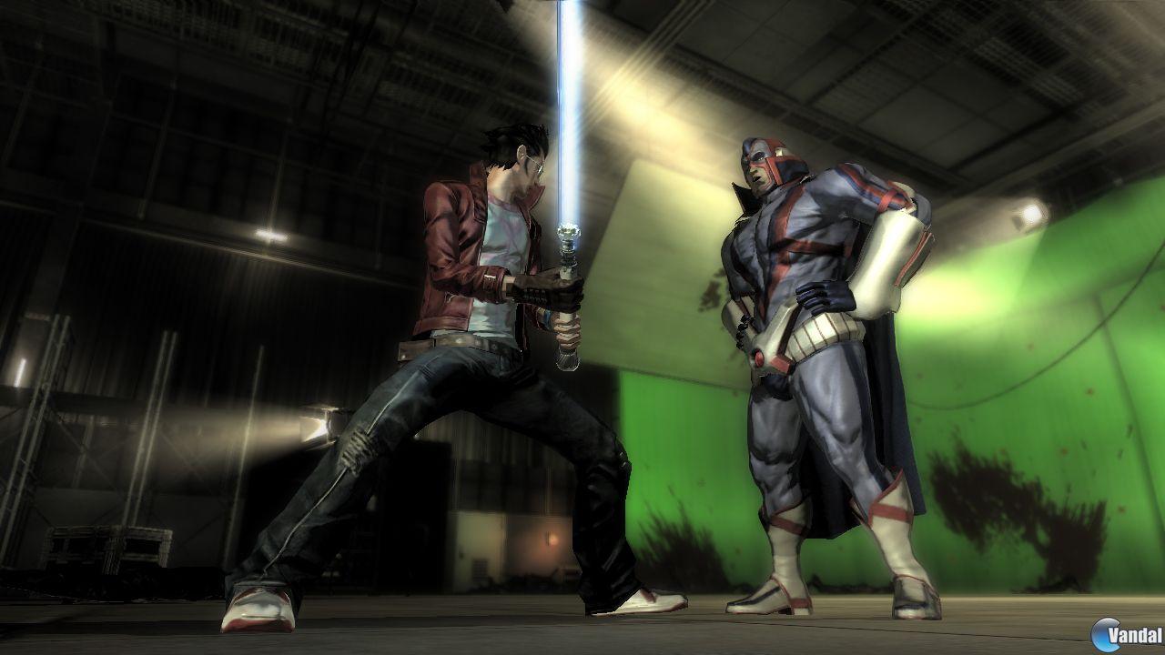 """[Ps3][Noticia]""""No more heroe : Heroes paradise"""" muestra nuevas imágenes  201114125543_3"""