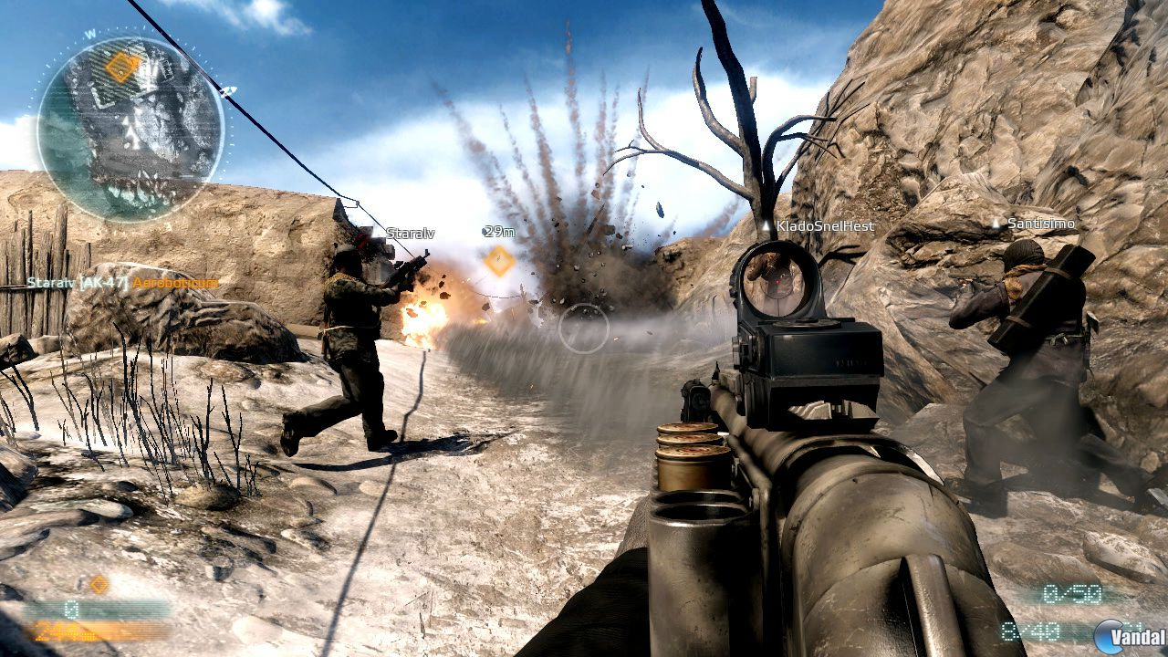 Imagen 63 de Medal of Honor para PlayStation 3