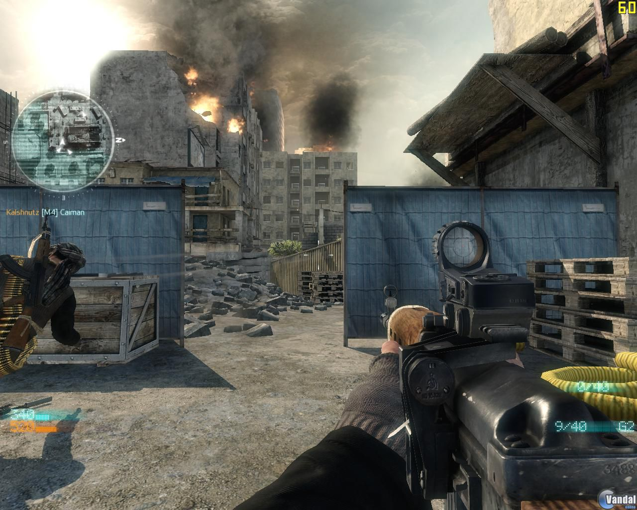 Imagen 53 de Medal of Honor para PlayStation 3
