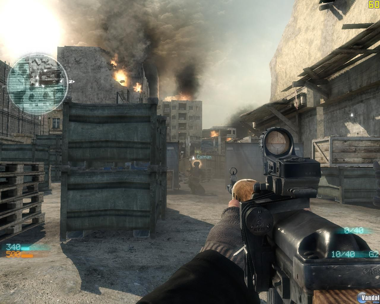 Imagen 55 de Medal of Honor para PlayStation 3