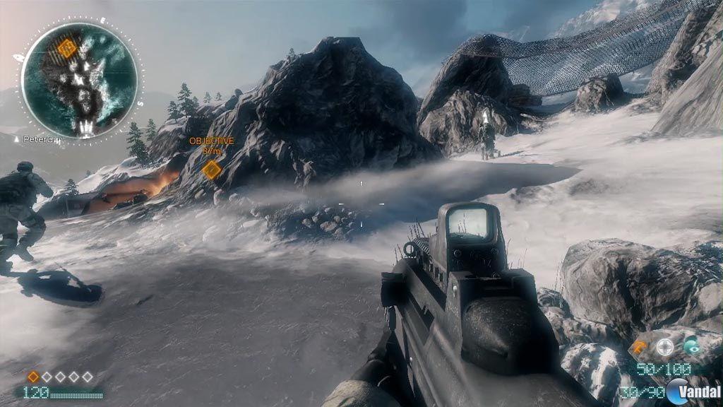 Imagen 59 de Medal of Honor para PlayStation 3