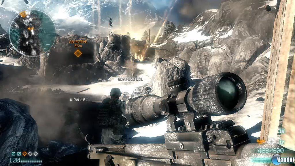 Imagen 60 de Medal of Honor para PlayStation 3