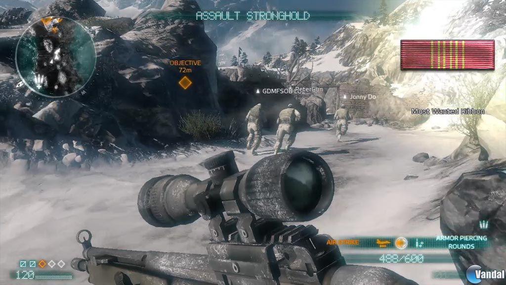 Imagen 61 de Medal of Honor para PlayStation 3