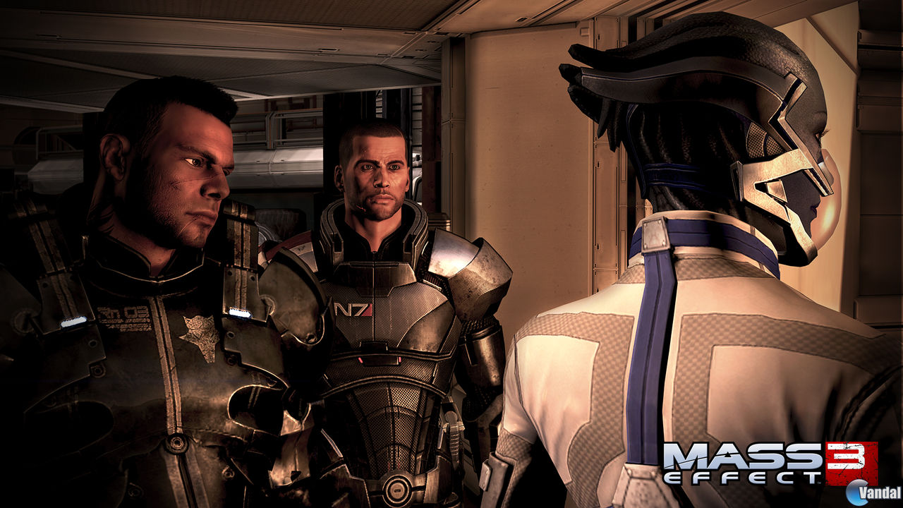 [Mi Subida!] Mass Effect 3 [Full/Español] MediaFire!