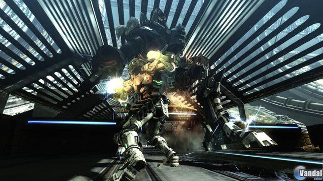 Nuevas imágenes de Vanquish, el juego del creador de Resident evil, para Ps3 y 360 201061012731_1