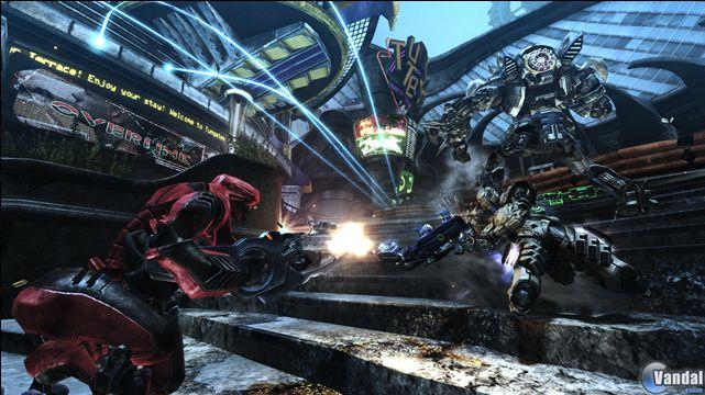 Nuevas imágenes de Vanquish, el juego del creador de Resident evil, para Ps3 y 360 201061012731_10