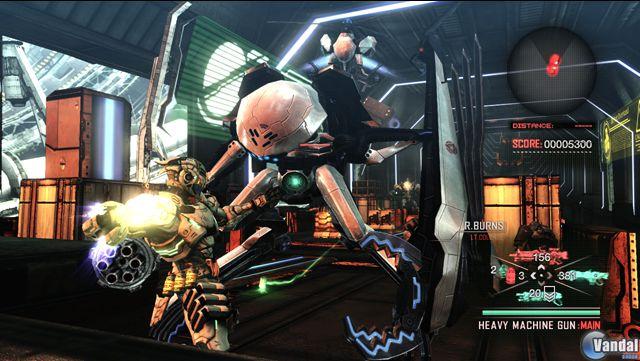 Nuevas imágenes de Vanquish, el juego del creador de Resident evil, para Ps3 y 360 201061012731_13