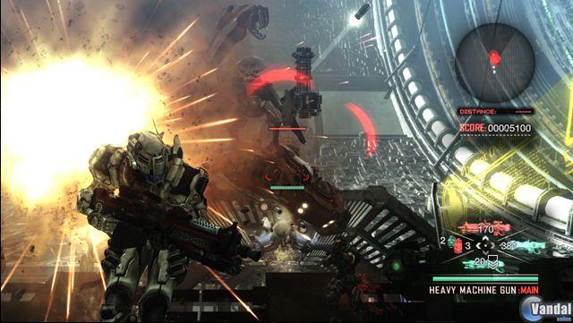 Nuevas imágenes de Vanquish, el juego del creador de Resident evil, para Ps3 y 360 201061012731_14