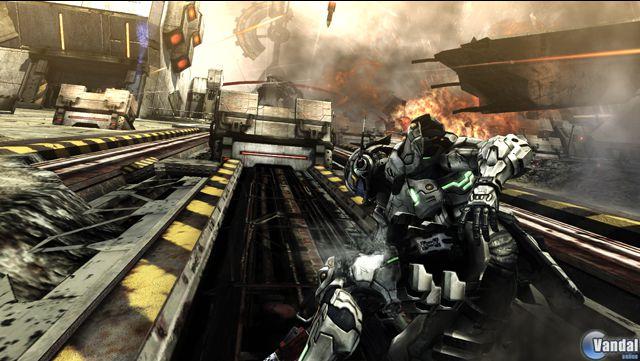 Nuevas imágenes de Vanquish, el juego del creador de Resident evil, para Ps3 y 360 201061012731_17