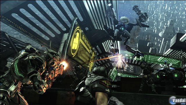 Nuevas imágenes de Vanquish, el juego del creador de Resident evil, para Ps3 y 360 201061012731_19