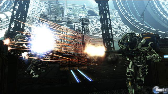 Nuevas imágenes de Vanquish, el juego del creador de Resident evil, para Ps3 y 360 201061012731_2